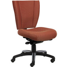 Monterey II 300 Series Small Back Single Shift Adjustable Swivel and Seat Height Task Chair