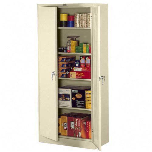 Tennsco Full -Height Deluxe Storage Cabinet