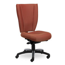 Monterey II 400 Series High Back Multiple Shift Adjustable Swivel and Seat Height Task Chair