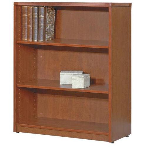 OSP Furniture Napa 3-Shelf Bookcase - Cherry