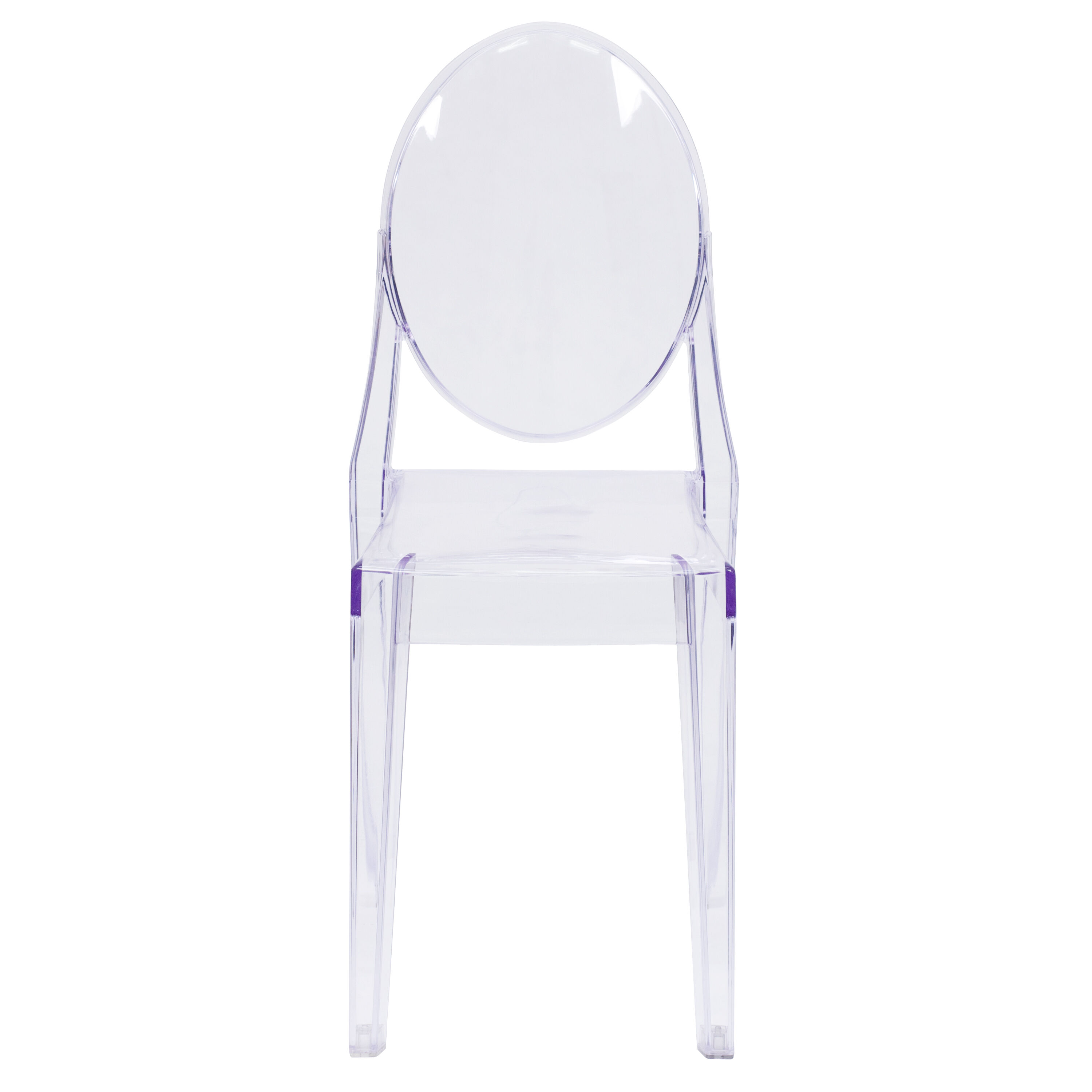 Our Ghost Side Chair In Transparent Crystal Is On Sale Now.