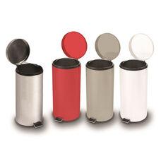 Waste Can - Round Steel