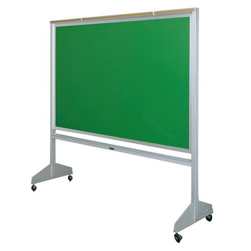 Our Deluxe Double Sided Mobile Green Chalkboard - 96