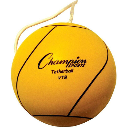 Our Optic Yellow Tether Ball is on sale now.