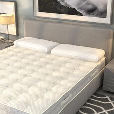 Memory Foam Gel Queen Pillow