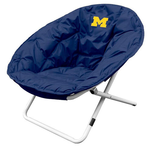 Our University of Michigan Team Logo Folding Sphere Chair is on sale now.