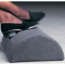 Remedease® Half Cylinder Hypo-Allergenic Foot Cushions - Set of Five - Checkerboard