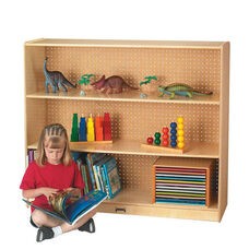 Mega Straight Single Shelf Storage Unit