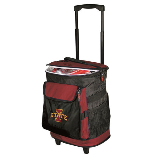 Our Iowa State University Team Logo Rolling Cooler is on sale now.