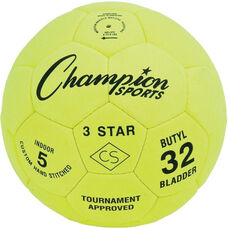 Three Star Indoor Soccer Ball Size 5
