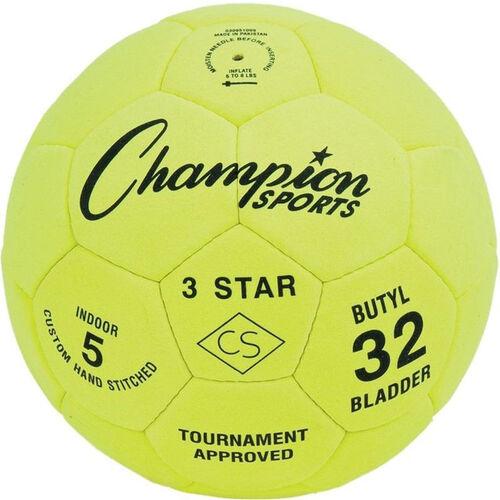 Three Star Indoor Soccer Ball Size 5
