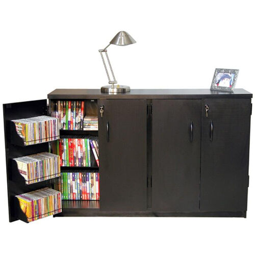 Our Locking Double Media Cabinet is on sale now.