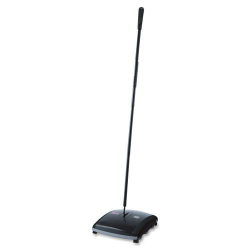Our Rubbermaid Commercial Products Dual-Action Floor/Carpet Sweeper - 10.1