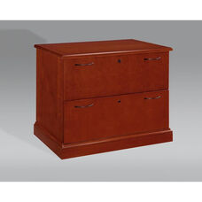 Belmont Lateral File - Brown Cherry