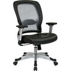 Space 327 Series Professional Light Air Grid Back Chair