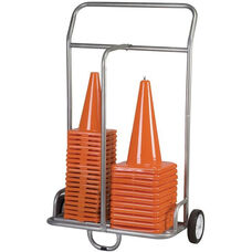 Cone Cart with 8