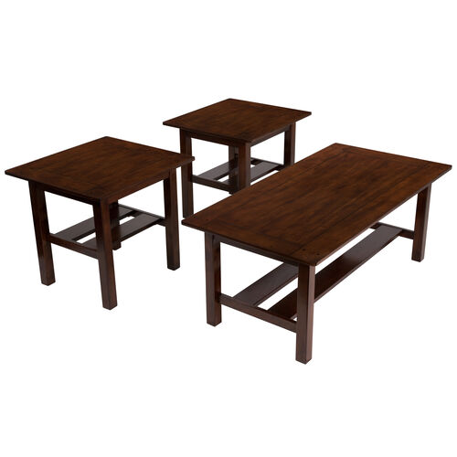 Our Signature Design by Ashley Lewis 3 Piece Occasional Table Set is on sale now.