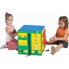 Developmental Play Cube - 17