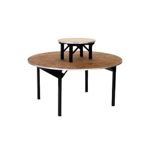 Our Original Series Round Riser with Plywood Top - 30
