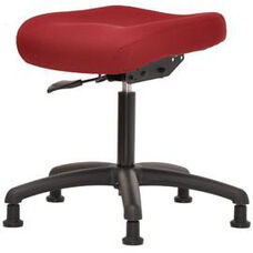 Health 300 Series Basic Swivel Adjustable Height Medical Sit and Stand Stool