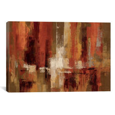 Castanets by Silvia Vassileva Gallery Wrapped Canvas Artwork