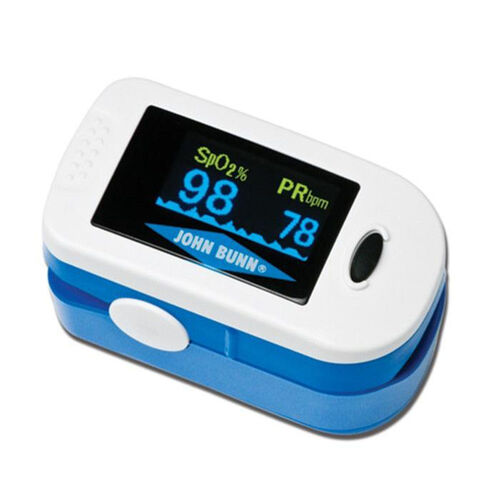 Our Compact DigiOx Finger Pulse Oximeter with Large LCD Screen is on sale now.