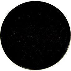 Natural Granite Round Outdoor Black Galaxy Tabletop - 30