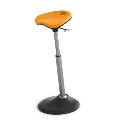 Our Focal™ Mobis® Seat Leaning Perching Stool - Citrus is on sale now.