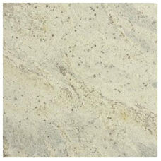Natural Granite Square Outdoor Kashmir White Tabletop - 36