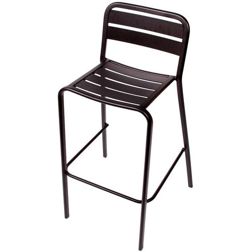 Our Vista Stackable Outdoor Aluminum Barstool is on sale now.