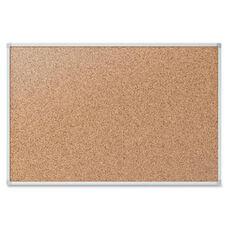 Mead Cork Surface Bulletin Board - 24