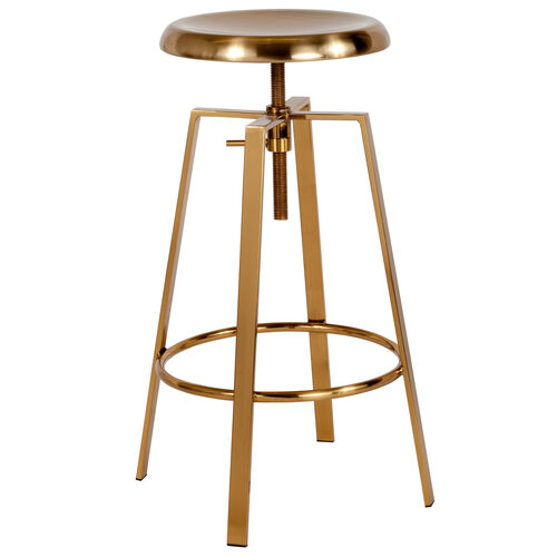 Our Toledo Industrial Style Barstool with Swivel Lift Adjustable Height Seat is on sale now.
