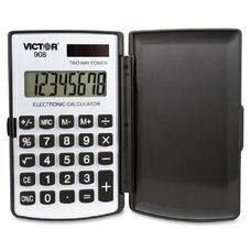 Victor Technology 908 Handheld Calculator
