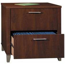Somerset 2 Drawer Lateral File Cabinet - Hansen Cherry