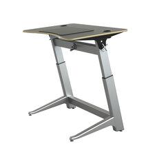 Focal™ Locus™ 4 Standing Desk - Black Matte