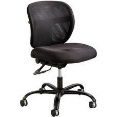 Vue™ Intensive Use Mesh Big and Tall Chair - Black