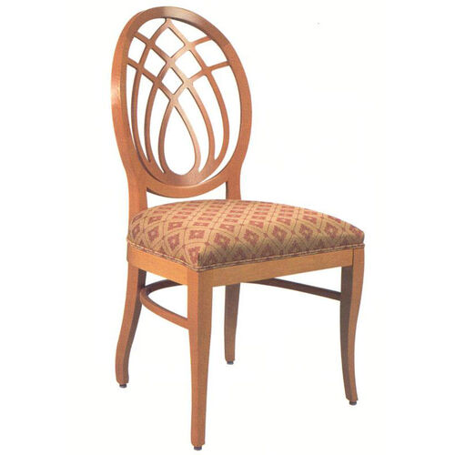 4562 Side Chair with Upholstered Seat - Grade 1