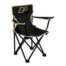 Purdue University Team Logo Toddler Chair