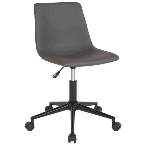 Our Siena Home and Office Task Chair in Gray Leather is on sale now.