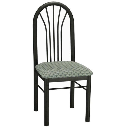 Our Metal Fan Back Chair is on sale now.