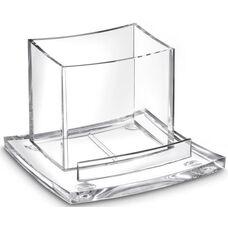 Acrylight Pencil Cup - Crystal
