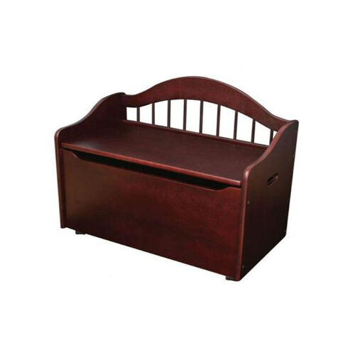 Our Limited Edition Childs Toy Box with Bench Seat and Flip-Top Lid - Cherry is on sale now.