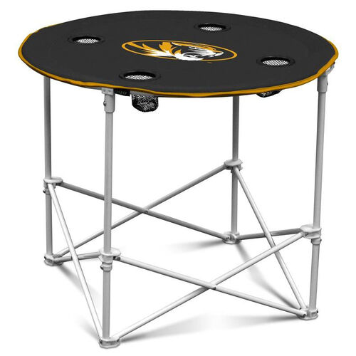 Our University of Missouri Team Logo Round Folding Table is on sale now.