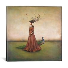 Empty Nest Invocation by Duy Huynh Gallery Wrapped Canvas Artwork