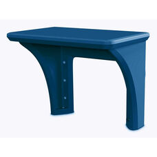 Endurance Rotationally Molded Desk 2.0 - Slate Blue