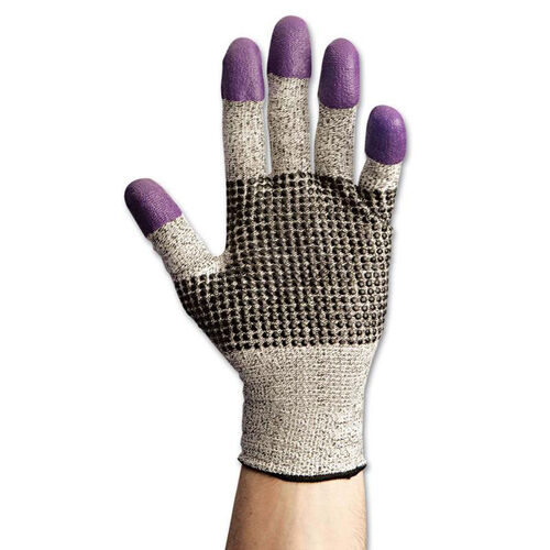 Our Jackson Safety G60 Purple Nitrile Gloves - Large/Size 9 - Black/White - Pair is on sale now.