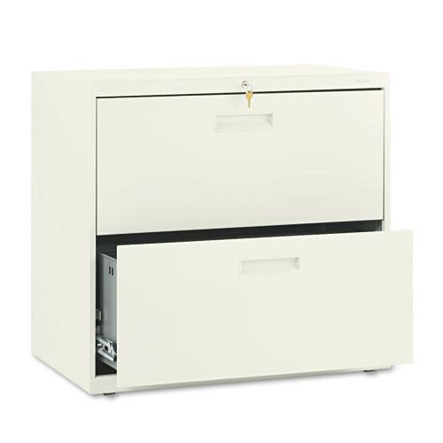 Our HON® 500 Series Two-Drawer Lateral File - 30w x 19-1/4d x 28-3/8h - Putty is on sale now.