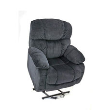 Space Saving Wall-A-Way Reclining Power Lift Chair with Backlit Hand Control - Cabo Pearl Fabric