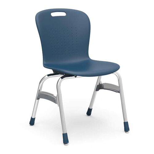 Quick Ship Sage Series Stack Chair with 18
