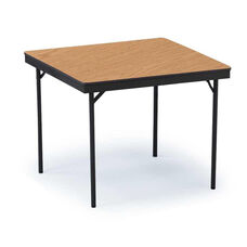 EF Series Game Solid Plywood Core Folding Table - 30